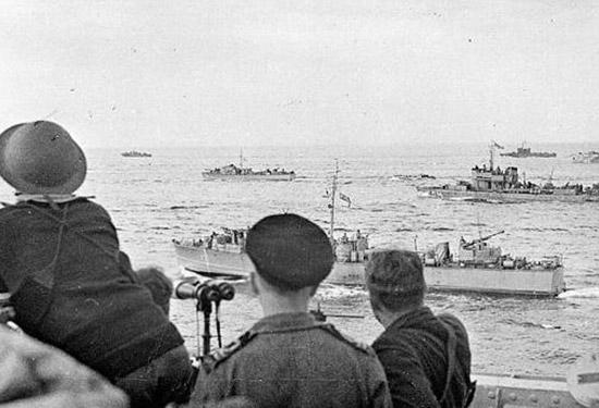 Raid de Dieppe