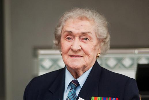 Eugénie Turner, le jour J, et le Débarquement de Normandie