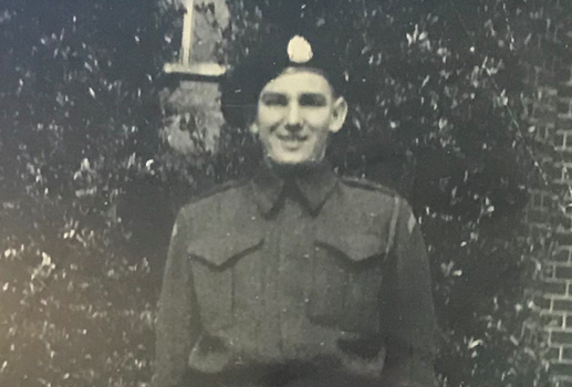 Stanley Edwards and the Dieppe Raid