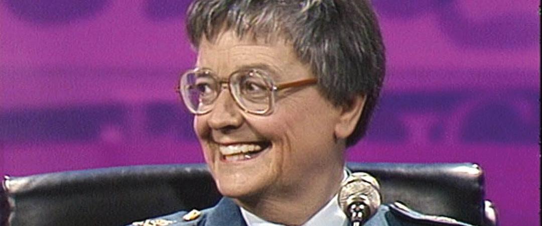 Brigadier-général Sheila Hellstrom