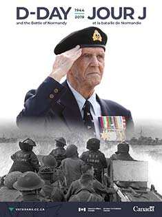 Veterans' Week 2019 - Canada Remembers D-Day and the Battle of Normandy