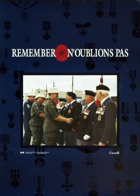 1991 Remembrance Day Poster