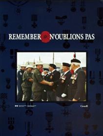 1991 - Remember