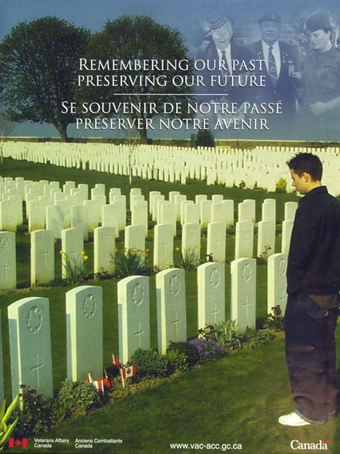 2002 Remembrance Day Poster