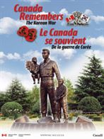 2003 - Le Canada se souvient de la guerre de Corée