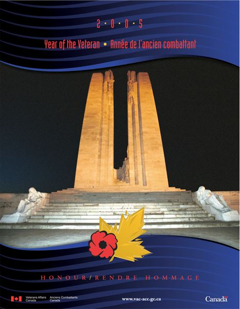 2005 Remembrance Day Poster - Honour