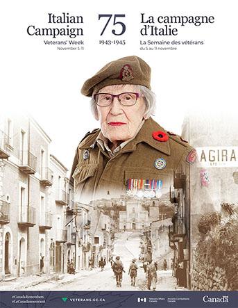 2019 Veterans' Week Poster