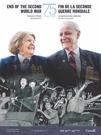 2020 Veterans' Week Poster