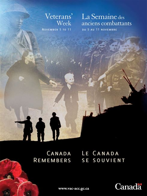 >2008 Remembrance Day Poster