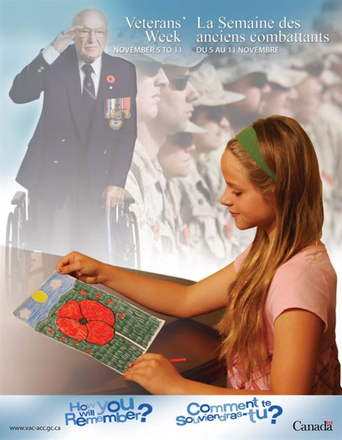 2009 Remembrance Day Poster