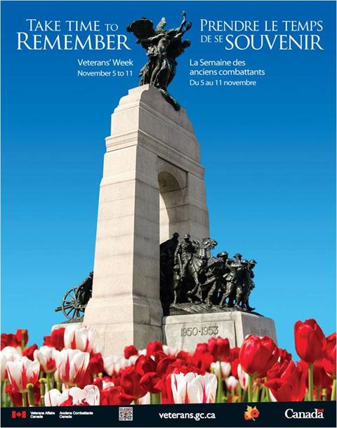 2012 Remembrance Day Poster