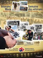 2013 - Année des vétérans de la guerre de Corée