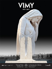 Semaine des vétérans - Vimy 1917-2017