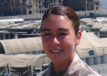 Major (à la retraite) Annie Tétreault