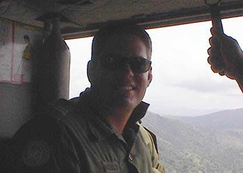 Major (à la retraite) Kerry Mould